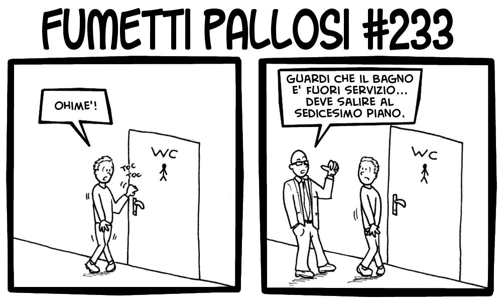 Fumetti Pallosi 233
