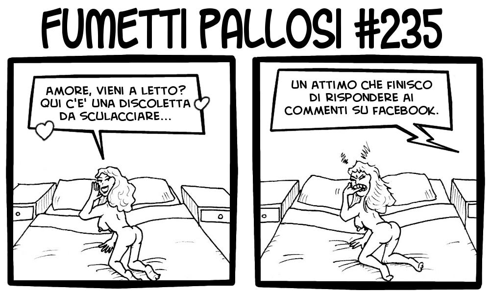 Fumetti Pallosi 235
