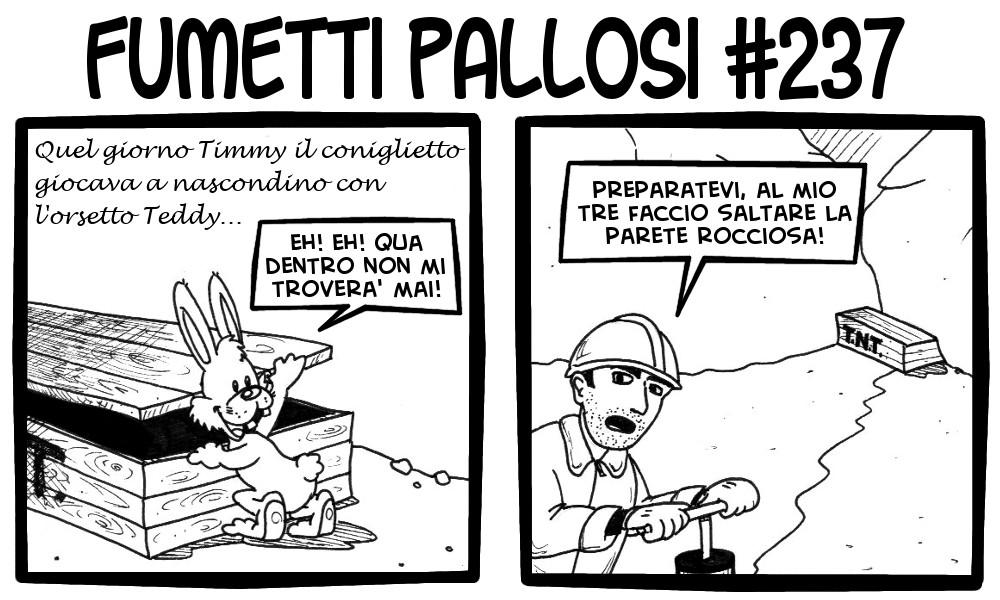 Fumetti Pallosi 237