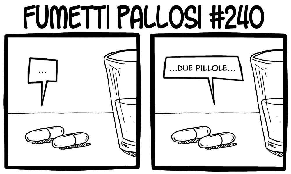 Fumetti Pallosi 240