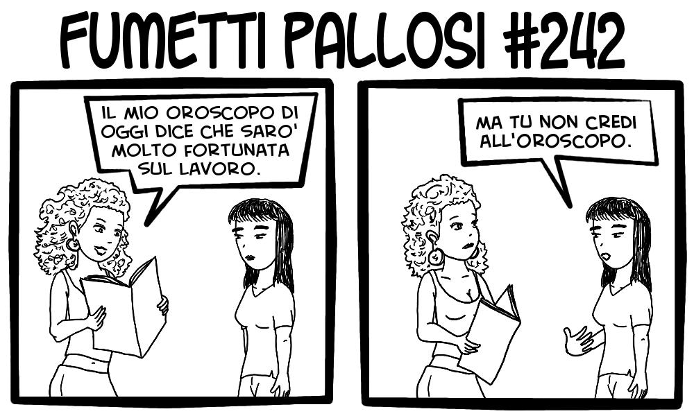 Fumetti Pallosi 242