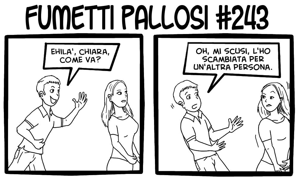 Fumetti Pallosi 243