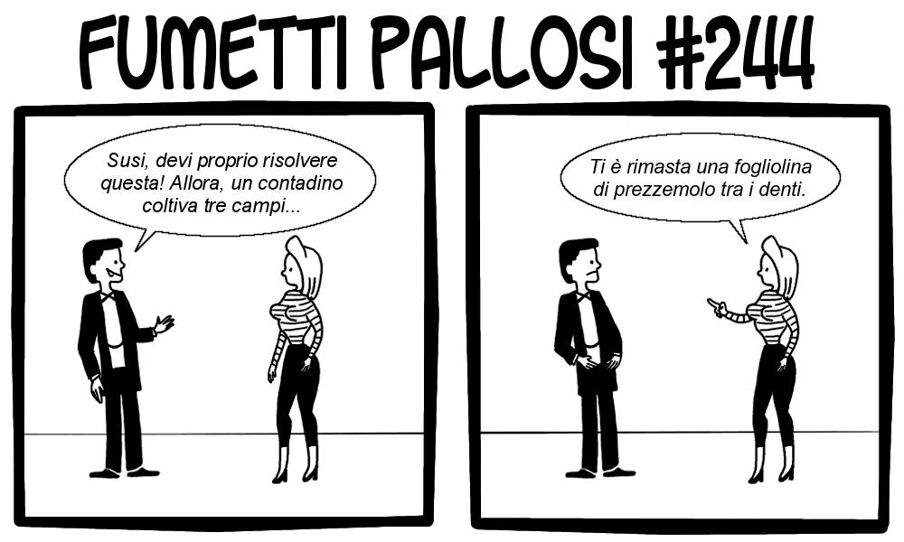 Fumetti Pallosi 244