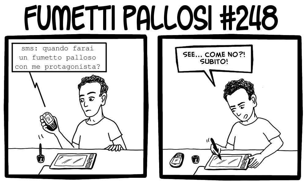 Fumetti Pallosi 248