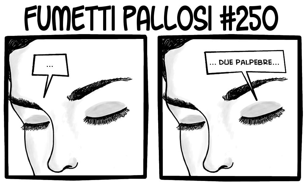 Fumetti Pallosi 250