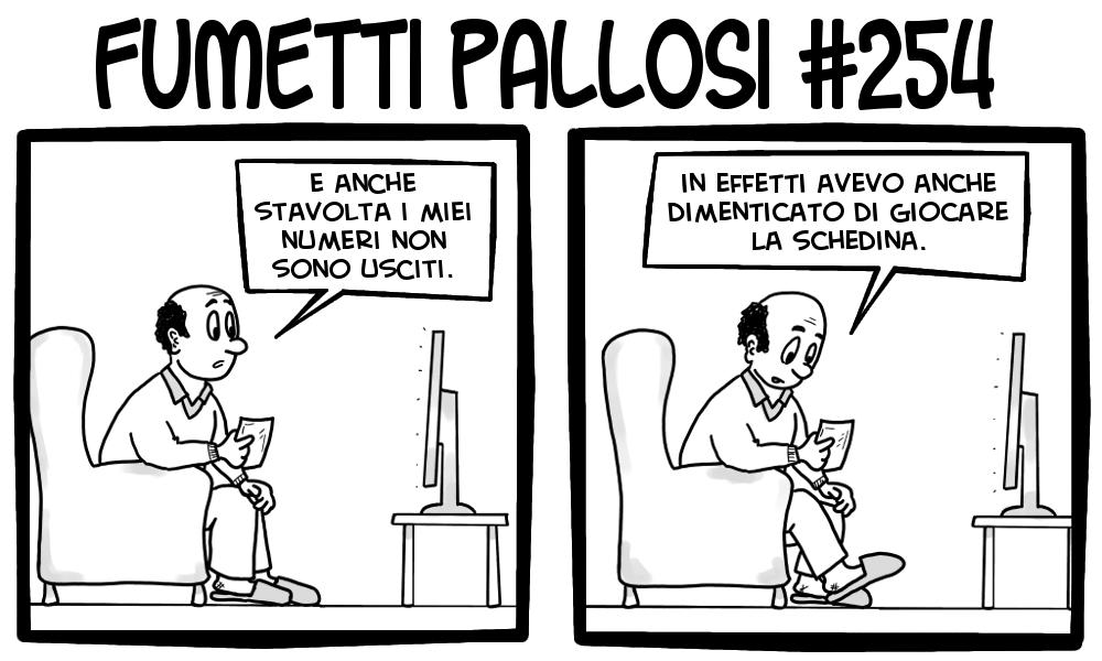 Fumetti Pallosi 254