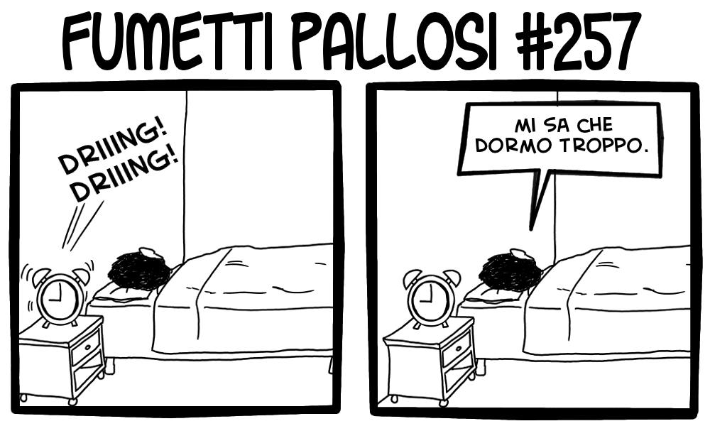 Fumetti Pallosi 257