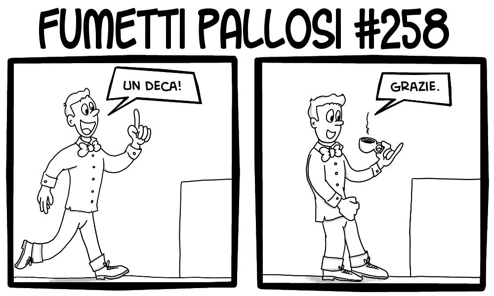 Fumetti Pallosi 258