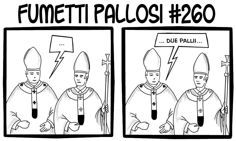 Fumetti Pallosi 260