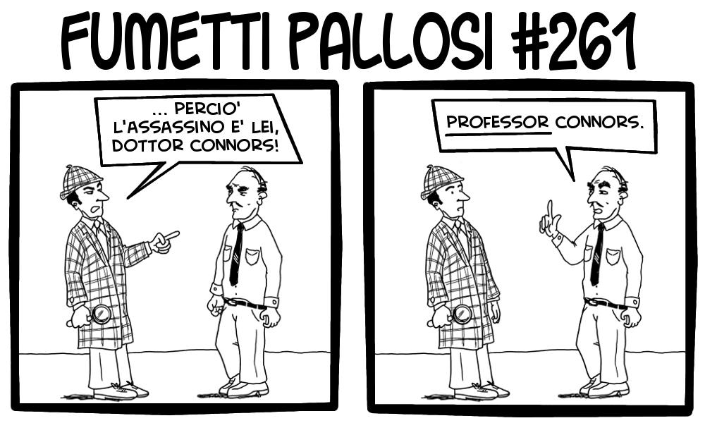 Fumetti Pallosi 261