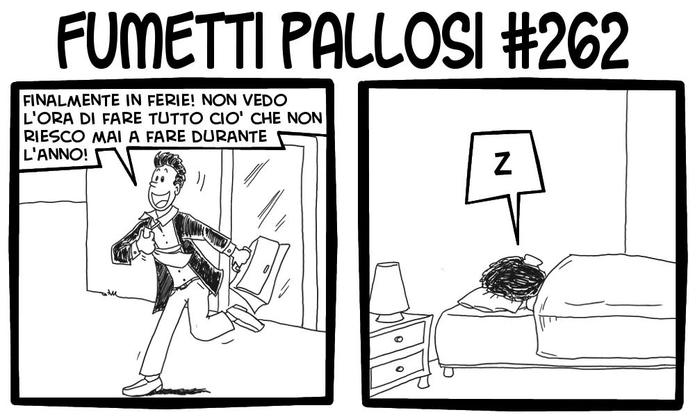 Fumetti Pallosi 262