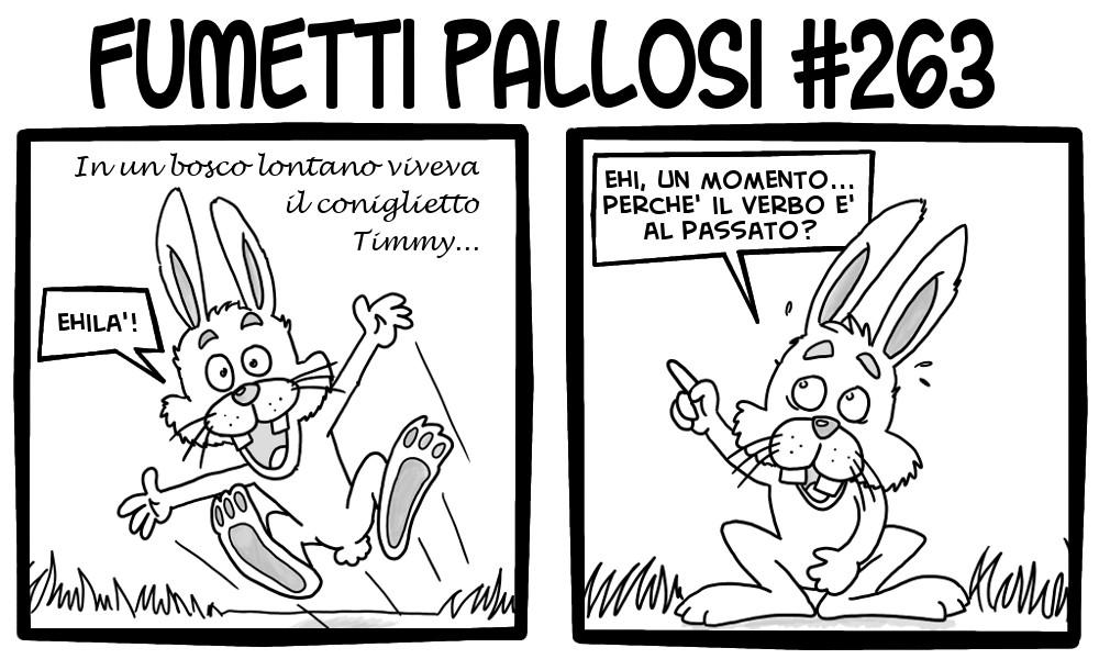 Fumetti Pallosi 263