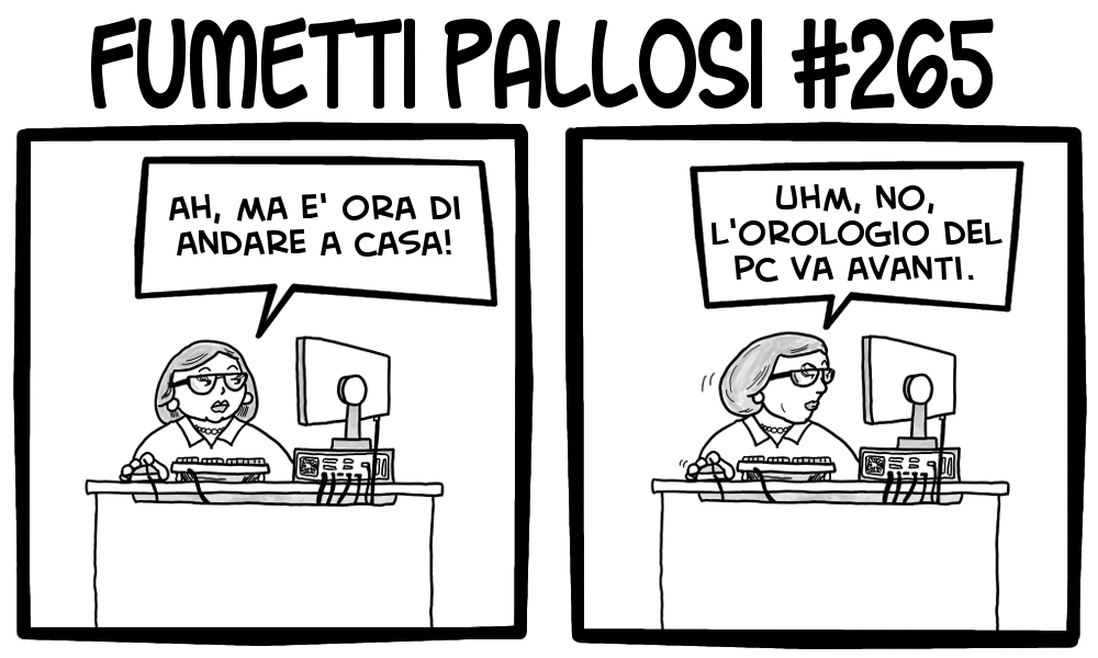 Fumetti Pallosi 265