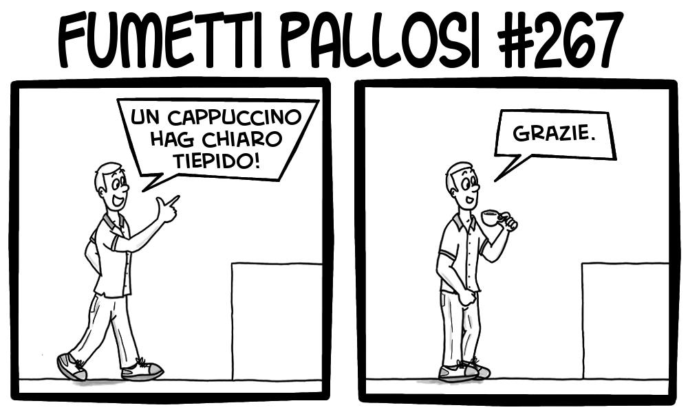 Fumetti Pallosi 267