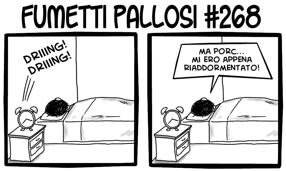 Fumetti Pallosi 268