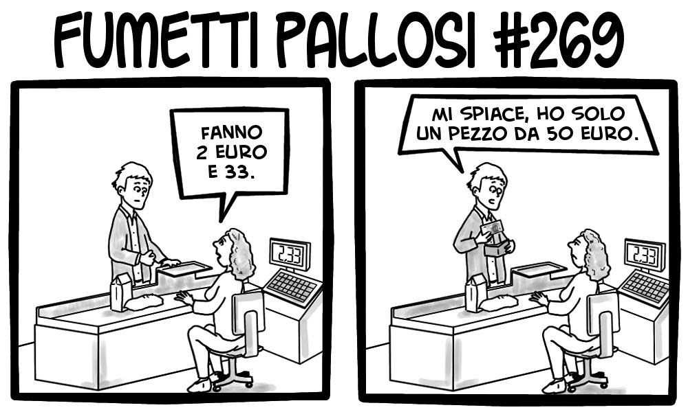 Fumetti Pallosi 269