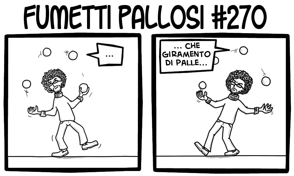 Fumetti Pallosi 270