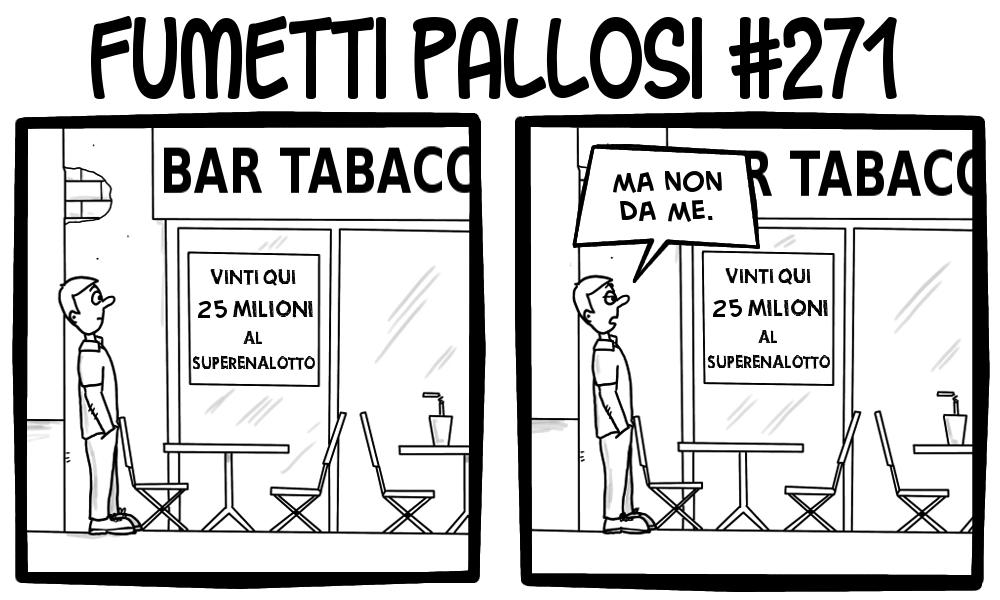 Fumetti Pallosi 271