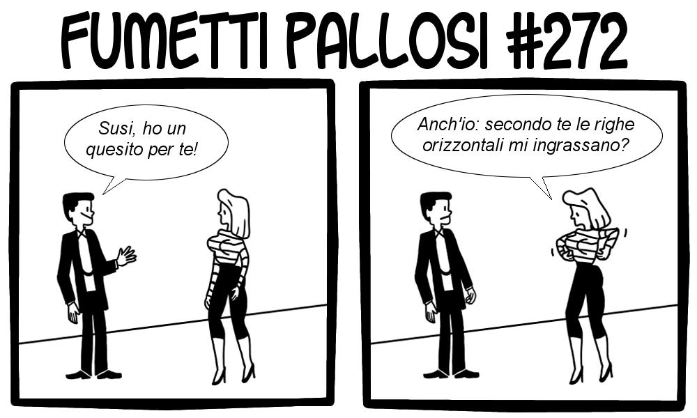 Fumetti Pallosi 272