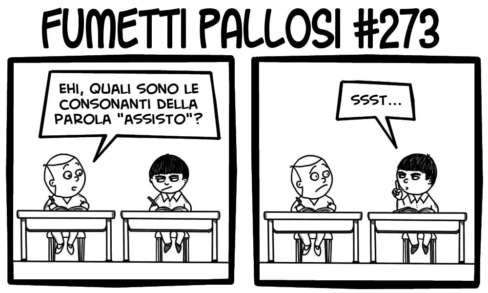 Fumetti Pallosi 273