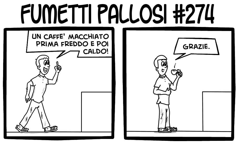 Fumetti Pallosi 274