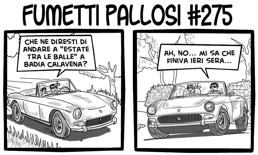 Fumetti Pallosi 275