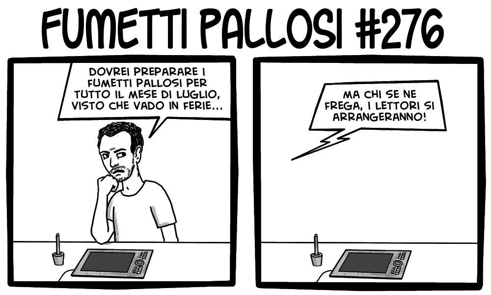Fumetti Pallosi 276