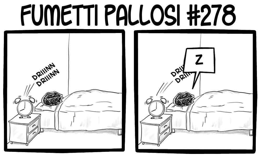 Fumetti Pallosi 278