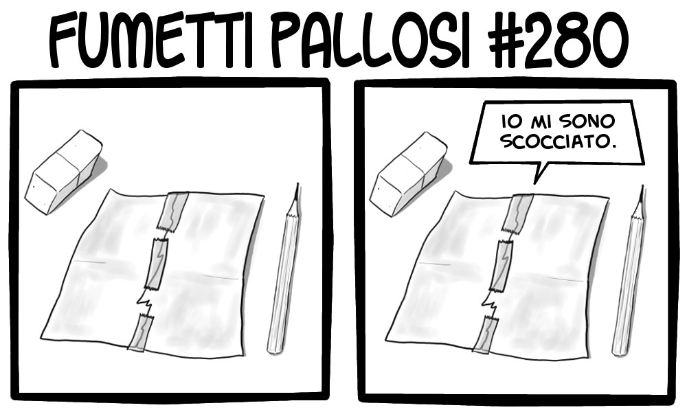 Fumetti Pallosi 280