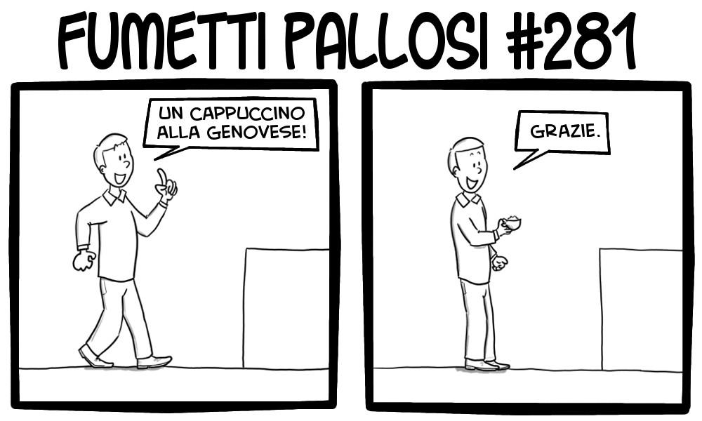Fumetti Pallosi 281