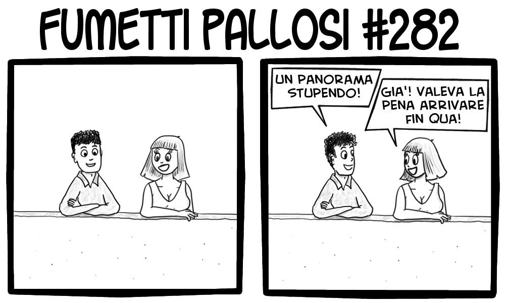 Fumetti Pallosi 282