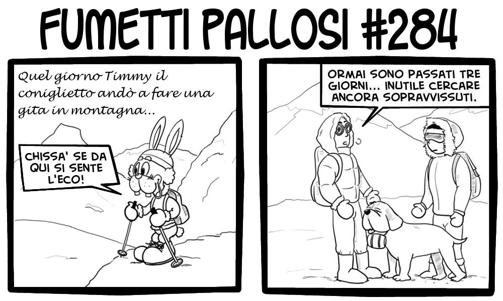 Fumetti Pallosi 284