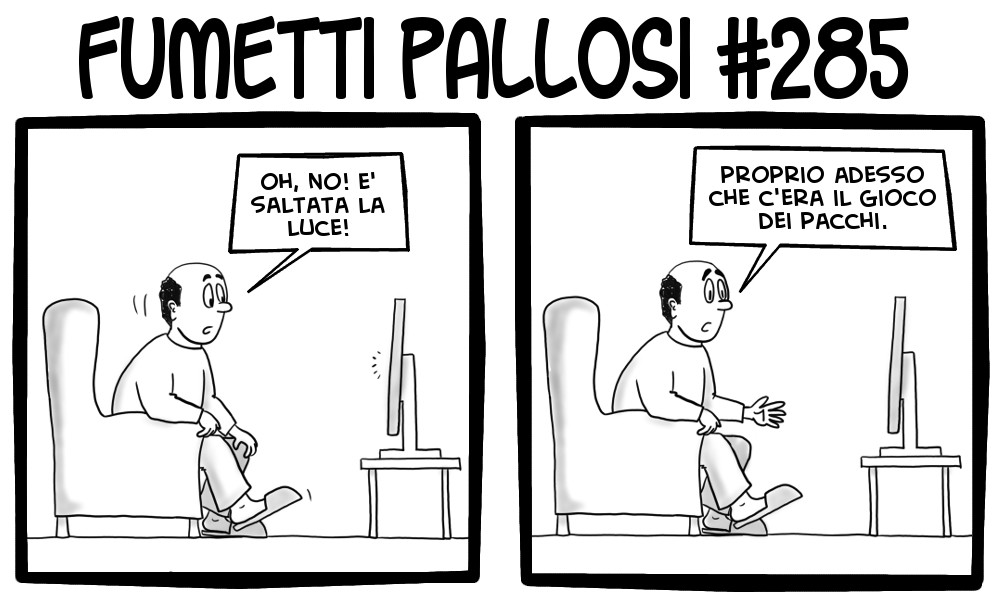 Fumetti Pallosi 285