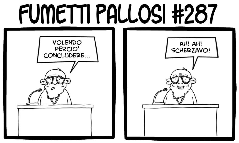 Fumetti Pallosi 287