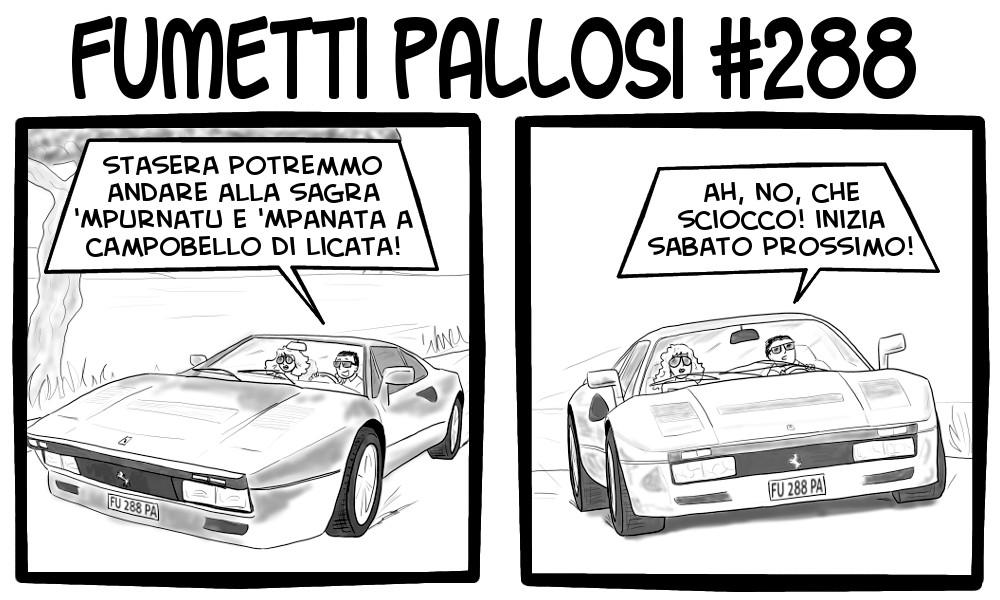 Fumetti Pallosi 288