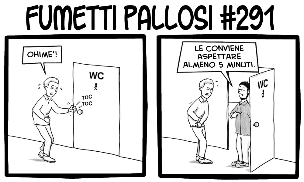 Fumetti Pallosi 291