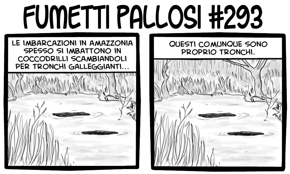 Fumetti Pallosi 293