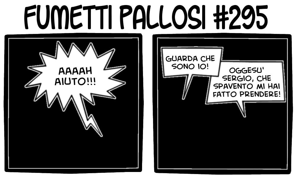 Fumetti Pallosi 295