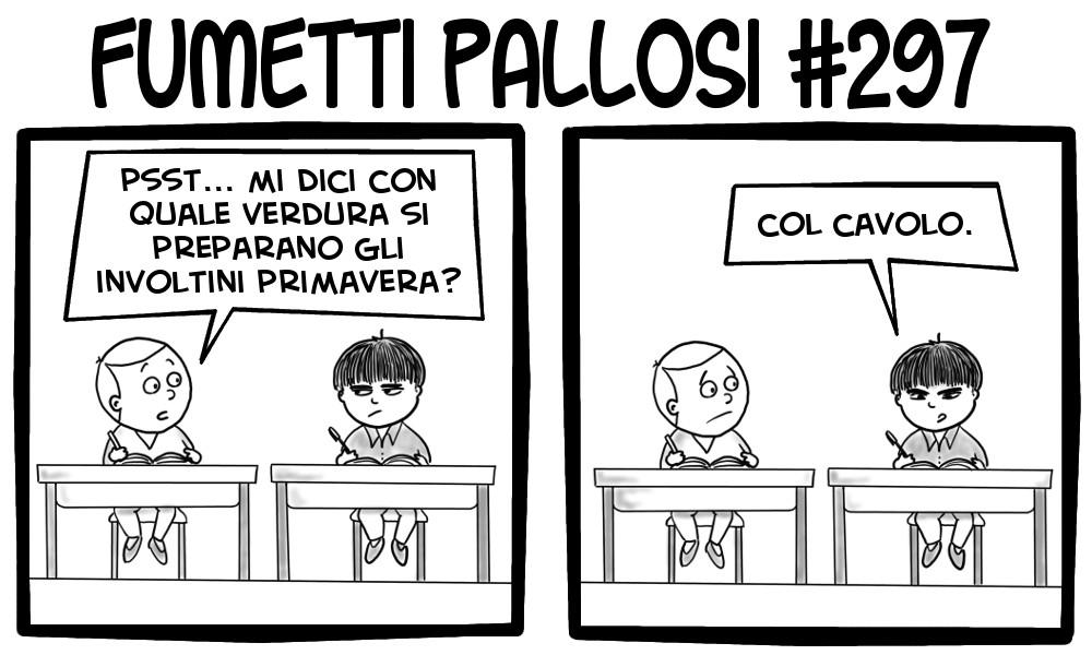 Fumetti Pallosi 297