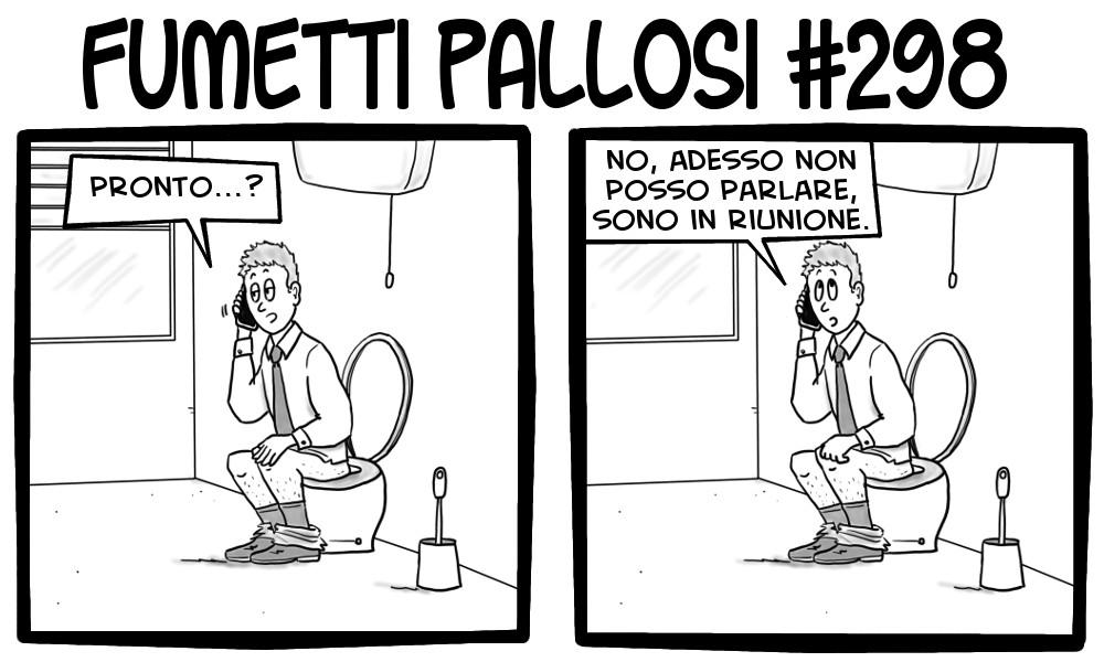 Fumetti Pallosi 298