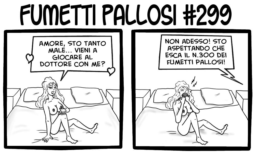 Fumetti Pallosi 299