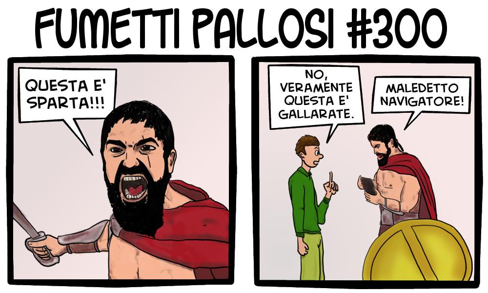 Fumetti Pallosi 300