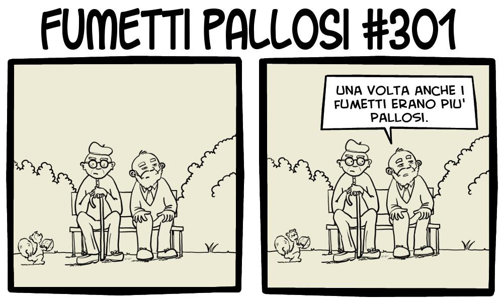 Fumetti Pallosi 301