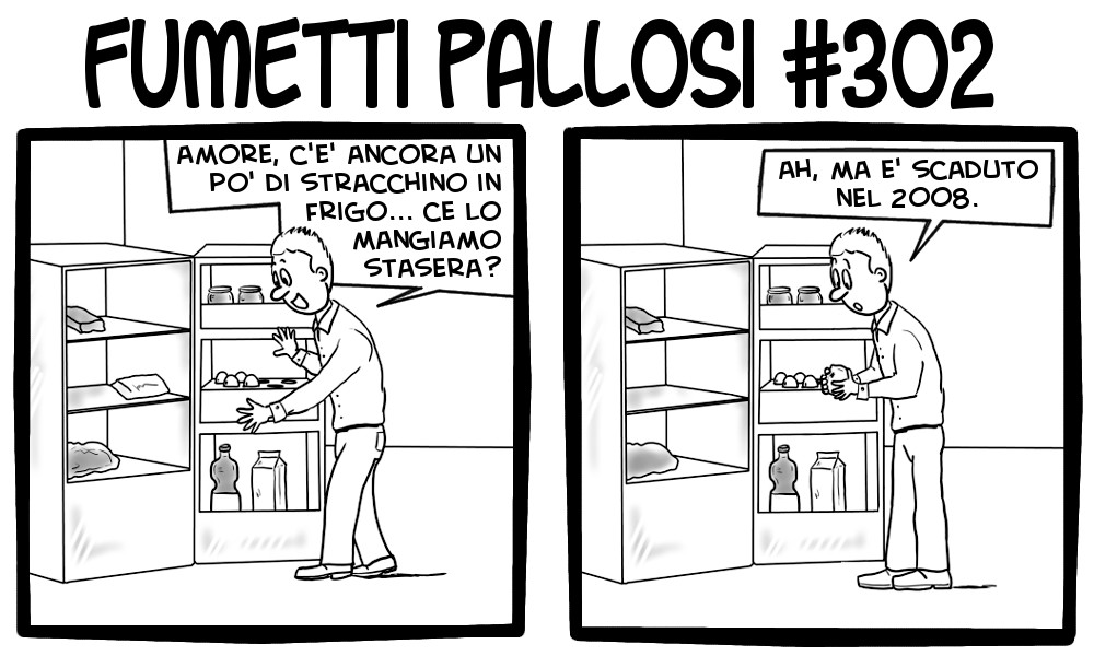 Fumetti Pallosi 302