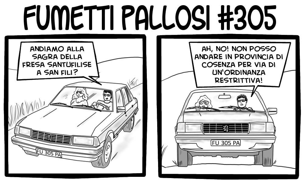 Fumetti Pallosi 305