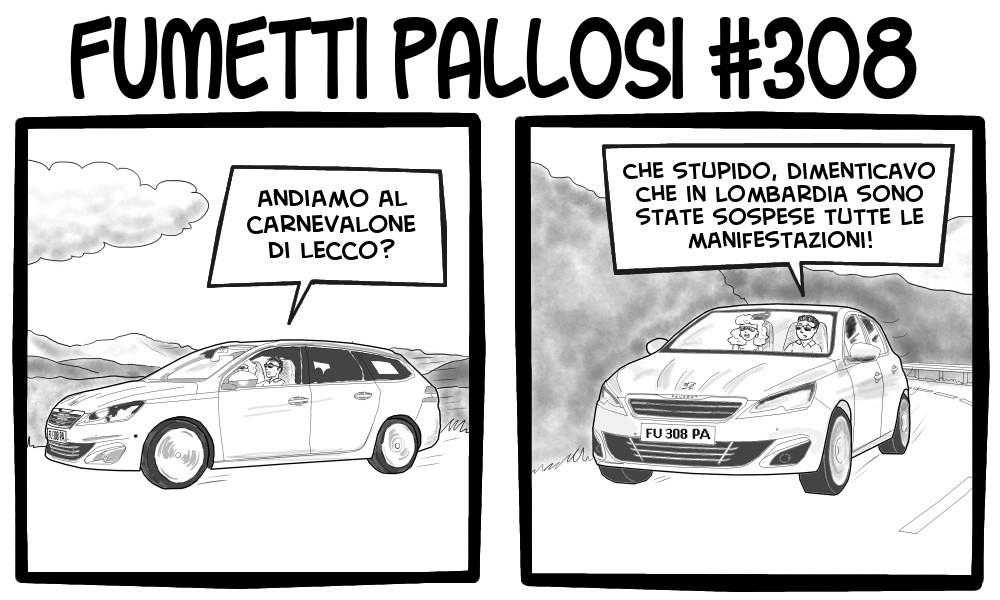 Fumetti Pallosi 308