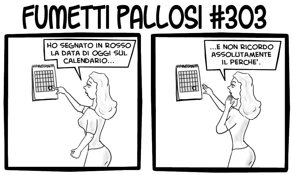 Fumetti Pallosi 303