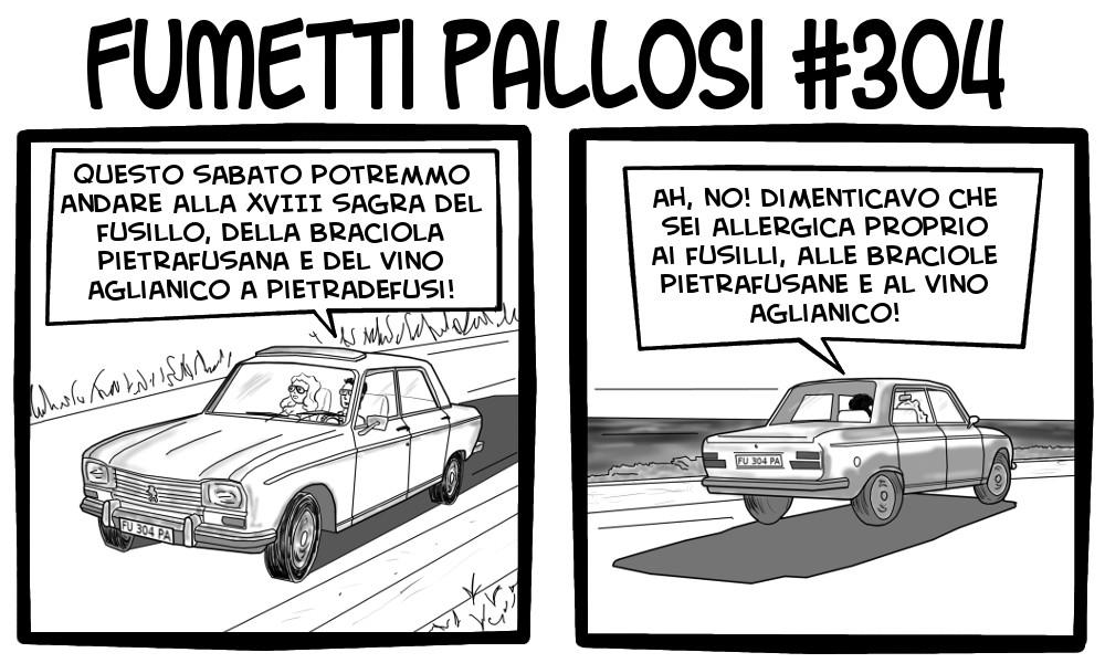 Fumetti Pallosi 304