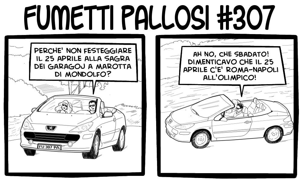 Fumetti Pallosi 307