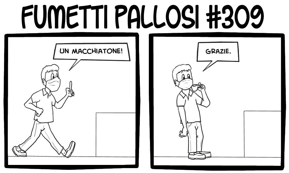 Fumetti Pallosi 309